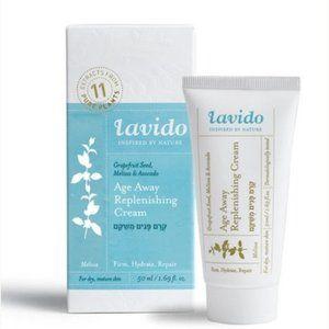 NWT Lavido Age Away Replenishing Cream
